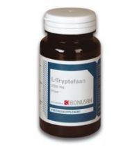 Bonusan L Tryptofaan Plus 250 mg.60 capsules