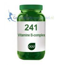 241 Vitamine B complex aov gezondheidswebwinkel