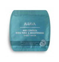 Ahava Age control even tone & brightening sheet mask bestellen