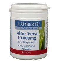 Lamberts Aloe Vera 10000 mg. 90 tabletten