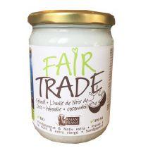 Aman Prana Kokosolie fair trade kopen