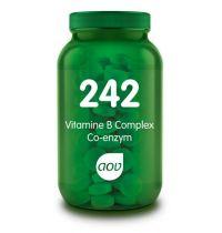 AOV 242 Vitamine B-complex Co-enzym 60 tabletten