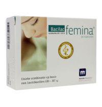 Bacilac Femina gezondheidswebwinkel