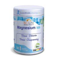 Be Life Magnesium 500 50 softgels gezondheidswebwinkel.nl