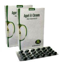 Lucovitaal Appelazijn en Chroom 48 capsules 1+1 gratis