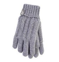 Heat Holders Dames Handschoenen M-L light grey