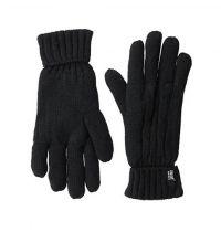 Heat Holders Dames Handschoenen S-M black
