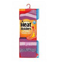 Heat Holders Dames Thermosokken 37-42 appleby pink