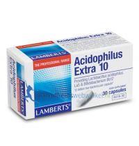 lamberts acidophilus extra 10 gezondheidswebwinkel