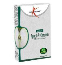 Lucovitaal Appelazijn en chroom 48 capsules