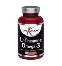 Lucovitaal L-theanine omega 3 210 capsules gezondheidswebwinkel
