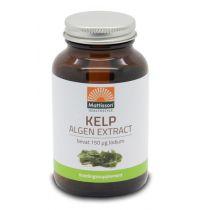 Mattisson Kelp algenextract 150 mcg jodium 200 tabletten gezondheidswebwinkel