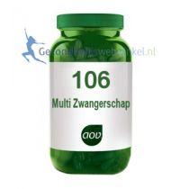 106 Multi Zwangerschap aov gezondheidswebwinkel