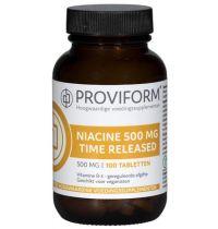 Proviform Vitamine B3 Niacine 500 mg TR  gezondheidswebwinkel