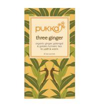 Pukka Three ginger thee gezondheidswebwinkel
