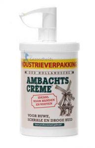 Ambachtscrème Jumbo pot  gezondheidswebwinkel