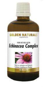 Golden Naturals Echinacea Complex 100 ml gezondheidswebwinkel