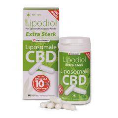 Neo Cure Liposomal CBD 10 mg 60 Vegi-Kapseln