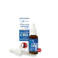 Angebot Neo Cure Somnidiol Liposomales CBD / Melatonin 30 ml