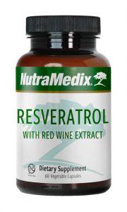Nutramedix Resveratrol 60 Kapseln