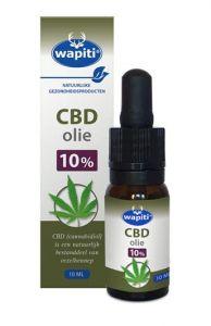 Angebot Wapiti CBD Öl 10% 10 ml