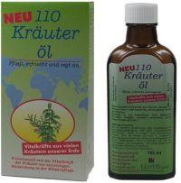 110 Kruidenolie 100 ml gezondheidswebwinkel