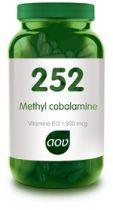 AOV 252 Methyl cobalamine 60 capsules