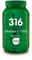 316 Vitamine C 1000 mg en bioflavonoiden AOV gezondheidswebwinkel