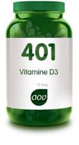 AOV 401 Vitamine D3 60 capsules