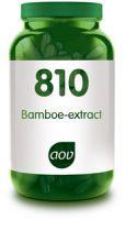 AOV 810 Bamboe-extract 90 capsules