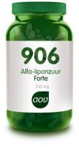 AOV 906 Alfa-liponzuur Forte 60 capsules
