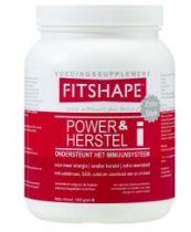 Fitshape Power en Herstel I Vanille 1200 gram