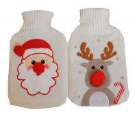 Aanbieding Warmwaterkruik Kerst Gezondheidswebwinkel