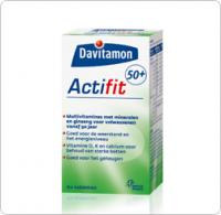 Davitamon Actifit 50+ 90 tabletten