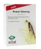 Activo Power Ginseng 60 Kapseln