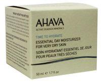 Ahava Essential moisturizer day very dry skin 50 ml gezondheidswebwinkel