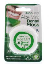 Aloe Dent Aloe vera dental floss gezondheidswebwinkel
