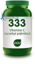 AOV 333 Vitamine C ascorbyl palmitaat gezondheidswebwinkel