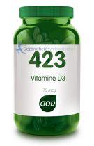 AOV 423 Vitamine D3 75 mcg gezondheidswebwinkel