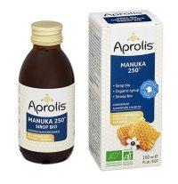 Aprolis Siroop manuka propolis guarana 150 ml gezondheidswebwinkel