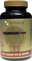 Artelle Cranberry 5000 100 capsules