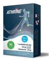 Athrine UC-11 en Vit D3 90 tabletten Gezondheidswebwinkel
