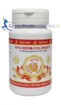 Ayurveda Ayu Neem Chlorofyl gezondheidswebwinkel