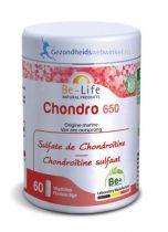 Be Life Chondro 650 60 softgels gezondheidswebwinkel.nl