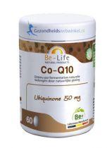Be Life Co-Q10 50 60 capsules gezondheidswebwinkel.nl