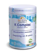 Be Life K Kalium Complex 60 softgels gezondheidswebwinkel.nl