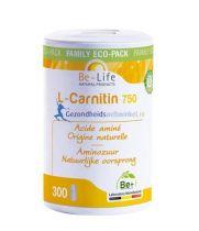 Be Life L-Carnitin 750 300 tabletten gezondheidswebwinkel.nl