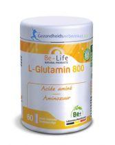 Be Life L-Glutamin 800 60 softgels gezondheidswebwinkel.nl