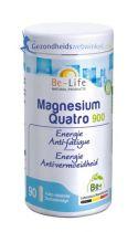 Be Life Magnesium quatro 900 90 softgels gezondheidswebwinkel.nl