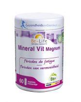 Be Life Mineral vit magnum bio 60 softgels gezondheidswebwinkel.nl